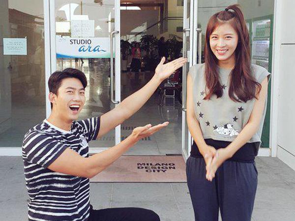 Idolakan Sejak Lama, Taecyeon 2PM Akhirnya Bertemu dengan Ha Ji Won!