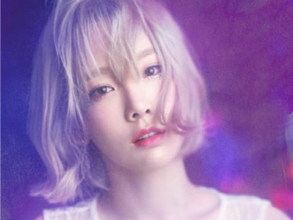 Ungkap Tanggal, Cantiknya Taeyeon SNSD di Poster Konser Solo Pertamanya