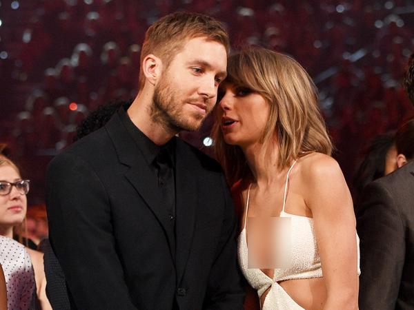 Sebut Calvin Harris Sebagai Favoritnya, 'Tayvin' Debut di Instagram Taylor Swift