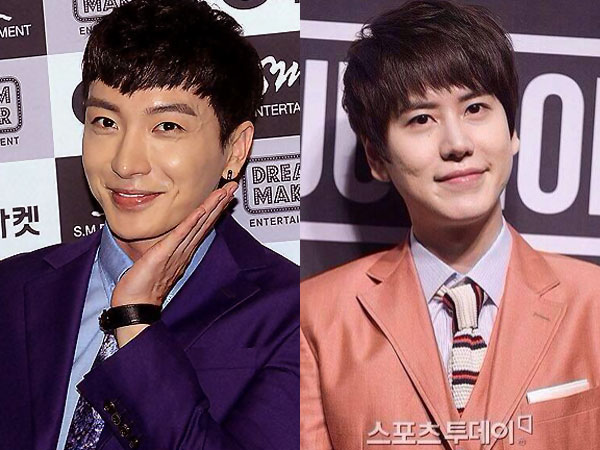 Leeteuk dan Kyuhyun SuJu Siap Tampil di 'Running Man'!