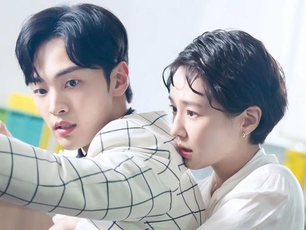 Kim Min Jae dan Park Gyu Young Pertahankan Chemistry di Balik Layar Drama 'Dali and Cocky Prince'