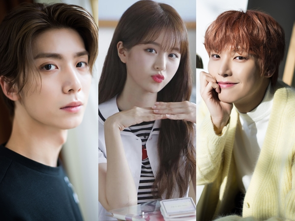 Inseong dan Hwiyoung SF9 Hingga Kim Nu Ri Dikonfirmasi Bintangi Web Drama Komedi