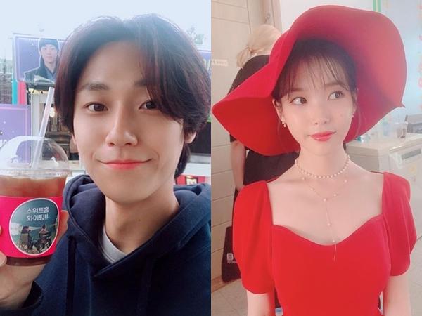 Berikan Dukungan Manis, Lee Do Hyun Sampaikan Pesan Sayang Untuk IU