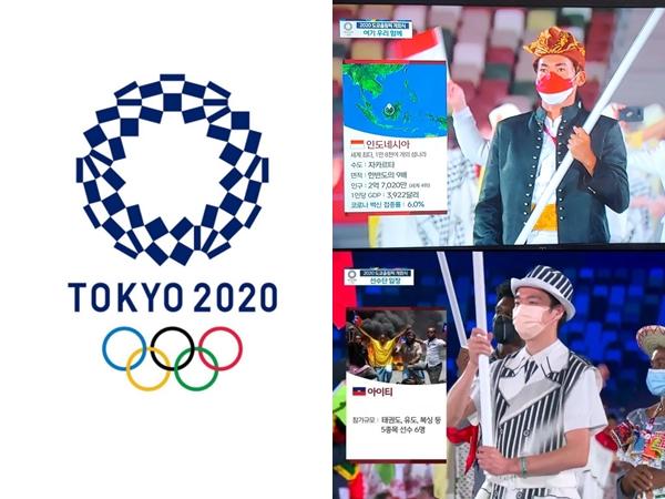 MBC Kena Kritik Tampilkan Foto Pemicu Kontroversi Negara Peserta 'Tokyo  Olympic 2020'