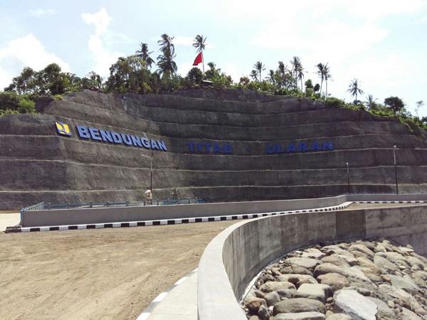 Baru Diresmikan Megawati, Waduk Terbesar di Bali Meledak dan Retak