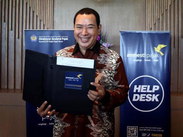 Ikut Tax Amnesty 2% Sebesar 600 Miliar, Berapa Total Kekayaan Tommy Soeharto?