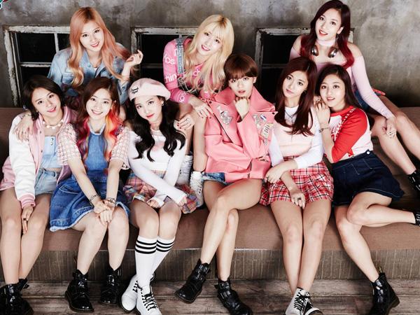 Foto Kegiatan Syuting Video Musik Baru TWICE Bocor, JYP Entertainment Panik!