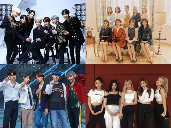 Digelar Bulan Depan, Inilah Pemenang V Live Awards V HEARTBEAT 2019