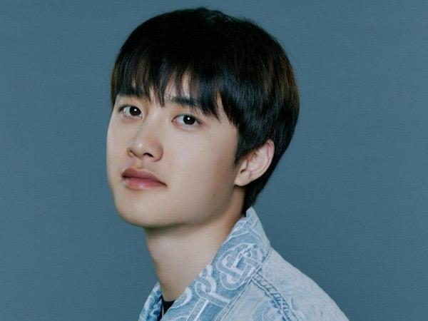 D.O EXO Umumkan Jadwal Rilis Album Solo