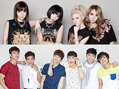 2NE1 dan 2PM Hadir Sebagai Bintang Tamu 'Running Man'?