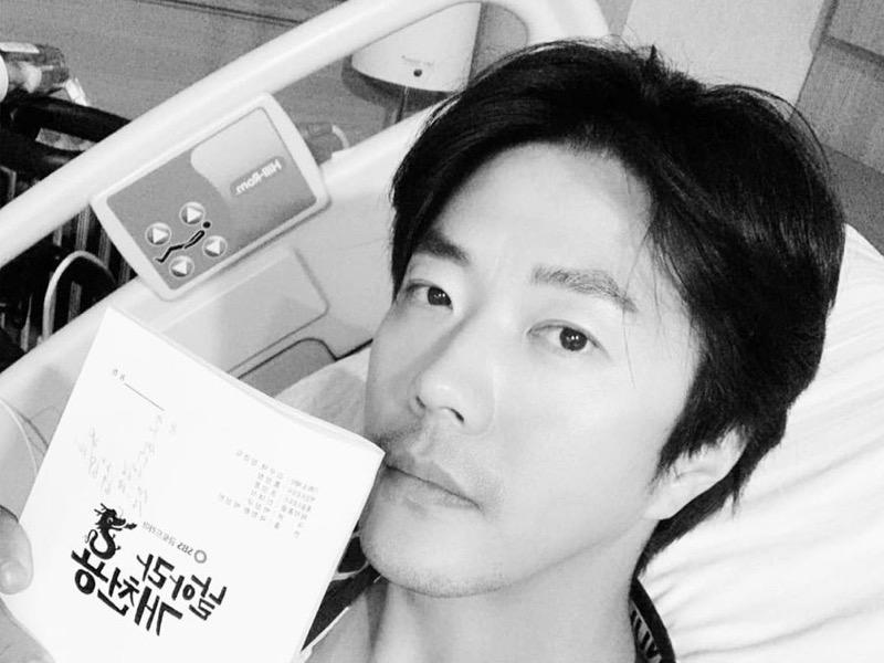 Aktor Kwon Sang Woo Jalani Operasi Ankle, Begini Kondisinya Sekarang