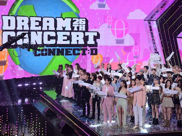 Dream Concert 2021 Dikabarkan Siap Digelar Secara Offline