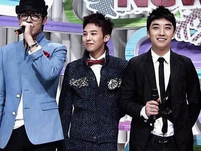 G-Dragon Sempat Bingung Mengapa Seungri dan T.O.P Bergabung di Big Bang