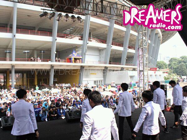 Aksi Panggung Suju Lokal Warnai Road To Mahakarya RCTI 25 Dreamers Stage!