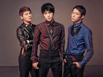 JYJ: Kami Lebih Menderita dari SM Entertainment