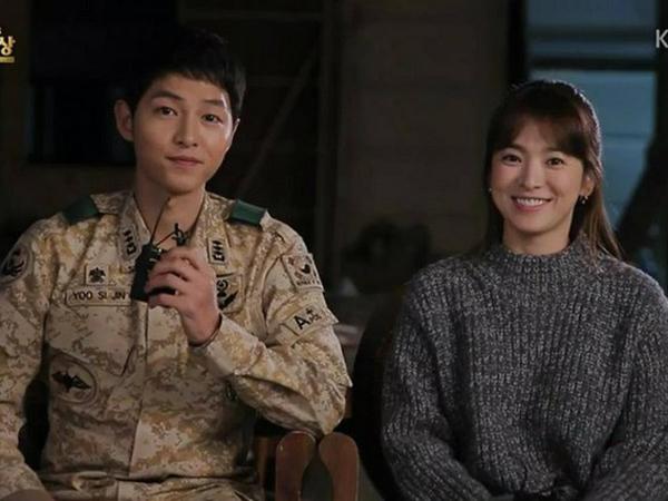 Song Hye Kyo Ternyata Sempat Dibuat 'Jatuh Cinta' Oleh Song Joong Ki?