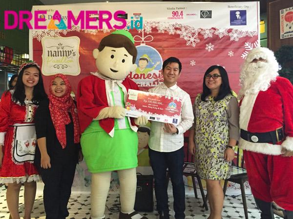 Sambut Natal, Nanny's Pavillon Adakan Kompetisi Santa Klaus Berhadiah Ratusan Juta Rupiah!