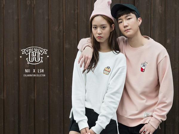 Kolaborasi dengan Brand Fashion, Seunghoon WINNER Luncurkan Koleksi Pakaian Couple!