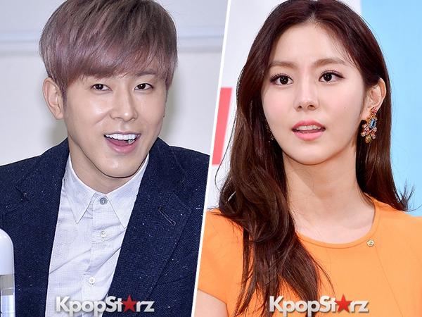 Fans dan Wartawan Korea Tak Percaya Yunho TVXQ dan Uee After School Hanya Berteman