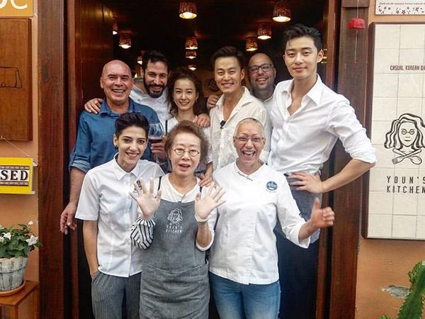 'Youn's Kitchen 2' Berakhir Memuaskan Jadi Variety No. 1 di Korea Selatan