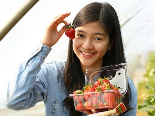Kenalan Dengan Amelia Tantono, Gadis Indonesia yang Ditaksir Ji Soo di Web Drama Korea