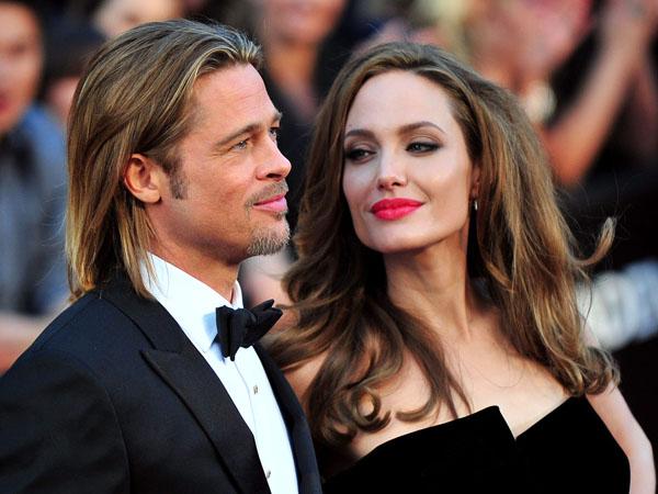 Dari Ajang Bisnis Hingga Nikah Gratis, Ada Apa Dengan Pernikahan Angelina Jolie dan Brad Pitt?