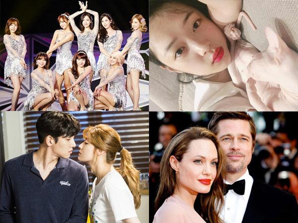 SNSD Meriahkan 17 Agustus Hingga Angelina Jolie Bicara Soal Perceraian Jadi Berita Populer Sepekan!