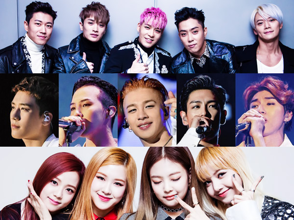 YG Entertainment Pastikan Sechskies, Big Bang, Black Pink Hadiri '2016 SBS Gayo Daejun'!