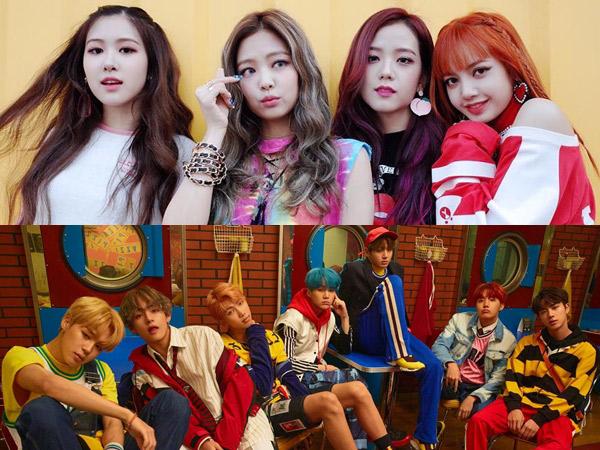 Inilah Daftar MV & Channel K-Pop Paling Hits Skala Internasional Sepanjang Tahun 2017!