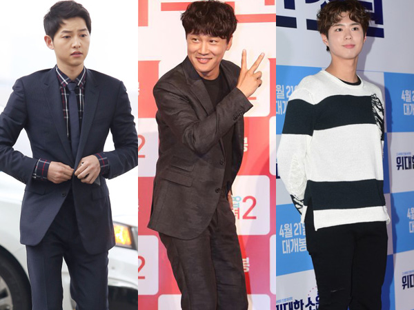 Berada di Agensi yang Sama, Cha Tae Hyun Takut Rusak Popularitas Song Joong Ki & Park Bo Gum?