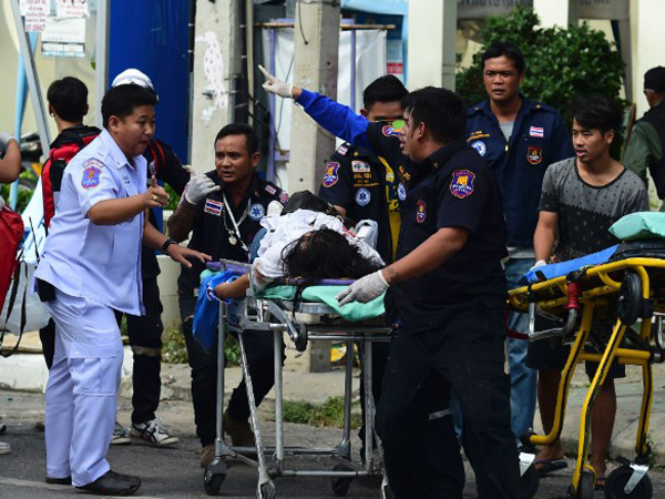 Belasan Ledakan Terjadi di Thailand, KBRI Himbau WNI Waspada di Tengah Suasana Mencekam