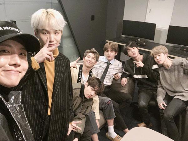 Sumbang Suara Hingga Muncul di MV, Begini Cara Seru BTS Dukung Album Mixtape J-Hope