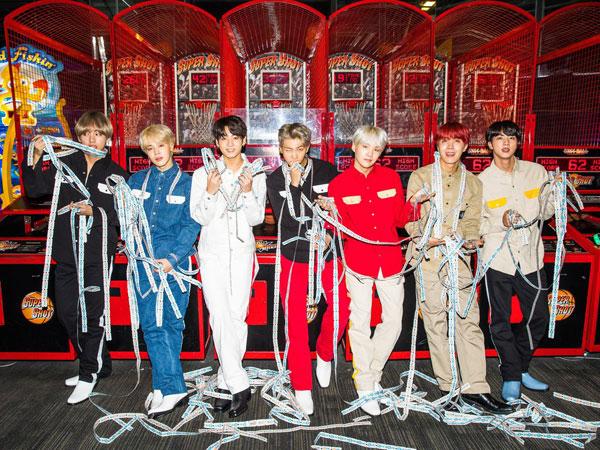 BTS Kembali Catat Sejarah di Amerika Serikat dengan Lagu 'MIC Drop' Remix