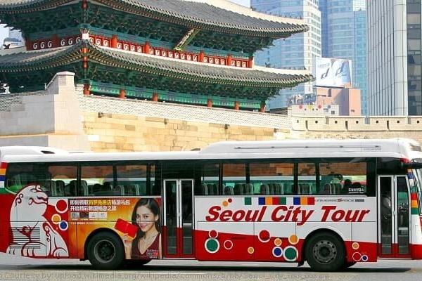 Jalan-jalan di Seoul dengan Tur Bus Lebih Praktis, 1 Tiket Seharian!