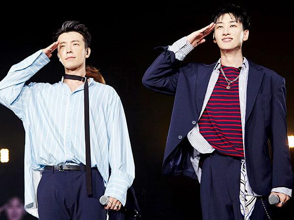 Video Donghae dan Eunhyuk SJ Sapa Penggemar Jelang Datang ke Jakarta
