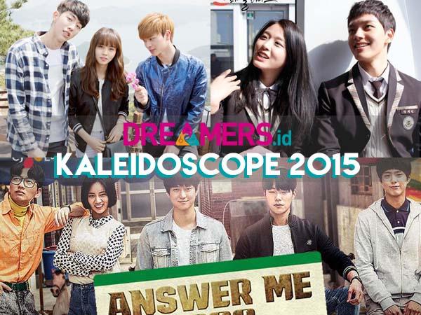 Kehidupan Remaja Dalam Sederet Drama Korea Ini Laris Di Tahun 2015