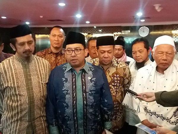 Tak Sekedar Prihatin, Fadli Zon Minta Presiden Jokowi Serukan Yerusalem Ibu Kota Palestina