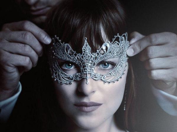 Rilis Teaser Seksi, 'Fifty Shades Darker' Bikin Fans 'Geregetan'