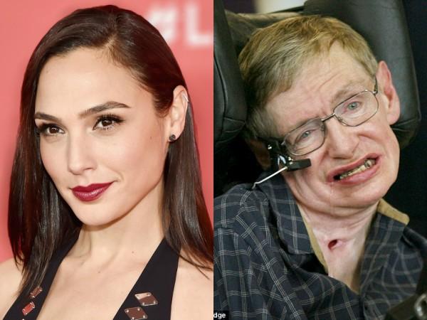 Tulis Ucapan Duka untuk Stephen Hawking, Gal Gadot Malah Dihujani Kritikan