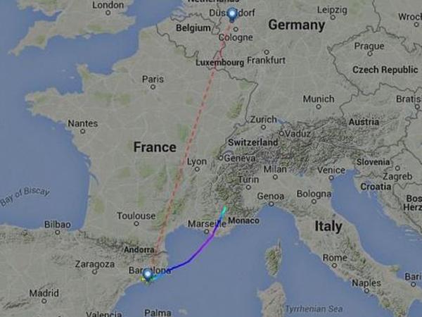 Pesawat Germanwings Jatuh, 148 Korban Diumumkan Tidak Ada Yang Selamat