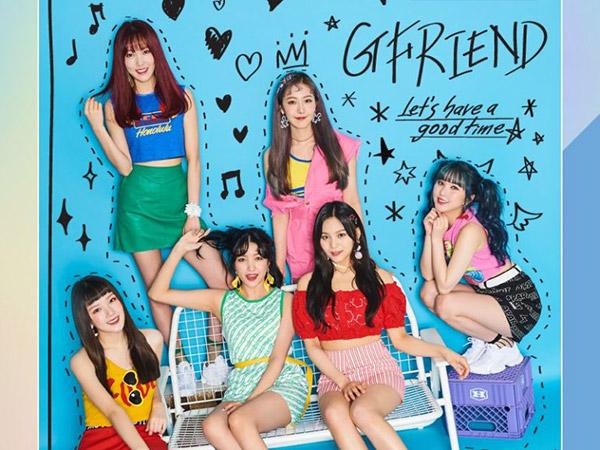 Cerianya G-FRIEND Main Bareng dari Siang Hingga Malam di MV Comeback 'Sunny Summer'