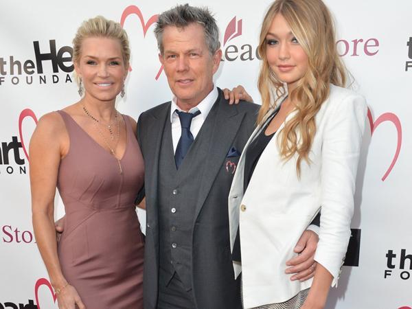 Ibu Gigi Hadid dan David Foster Umumkan Perceraian