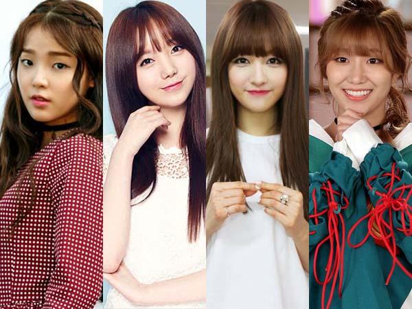 Sederet Member Girl Group Ini Siap Unjuk Bakat Nyanyi di Variety Show 'Girl Spirit'