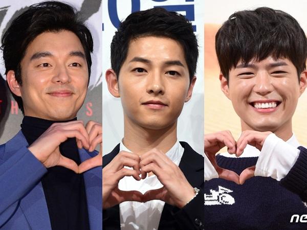 Ahjussi atau Oppa, Siapa Aktor Korea yang Paling Diinginkan Jadi Pasangan Kencan di Valentine's Day?
