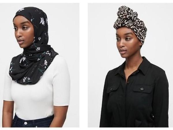 Kekeliruan Banana Republic Saat Luncurkan Produk Hijab Tuai Protes Netizen