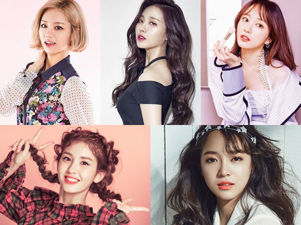 Member Girls Day, EXID hingga Eks I.O.I Ini Siap Ramaikan Episode Spesial 'Happy Together'!