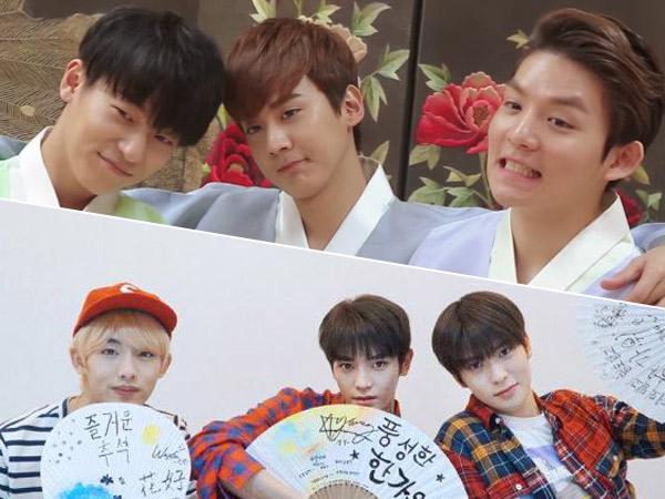 Pakai Hanbok Hingga Buat Kipas Tangan, Intip Ucapan Chuseok Para Idola K-Pop Ini!