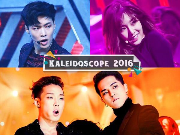Unjuk Talenta Individu, Sederet Idola K-Pop Ini Sukses Debut Solo di Tahun 2016!