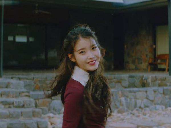 IU Gambarkan Usia 28 Tahun dalam Lagu Kolaborasi dengan Suga BTS di MV 'eight'