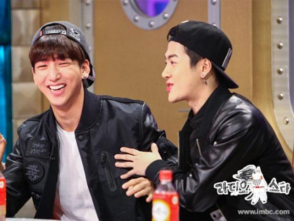 Baro B1A4 Merasa Terganggu Dengan Jackson GOT7 yang Sok Kenal?
